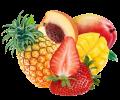 #14 Peach Mango Pinaple Strawberry